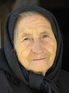 "A woman of peace from Crete.  Easy to see learned peace in her face book.  Peace creates beauty.  It is no secret ... it is a choice.  Her face simply shows a journey of right decisions - even if by hard lessons learned.  ~ Psalm119:165  ""Great peace have they which love thy law: and nothing shall offend them."""