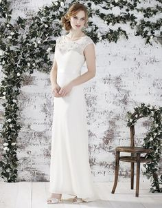 Delaney Bridal Dress | Ivory | Monsoon