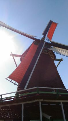 Zaanse Schans, the Netherland. You got my heart