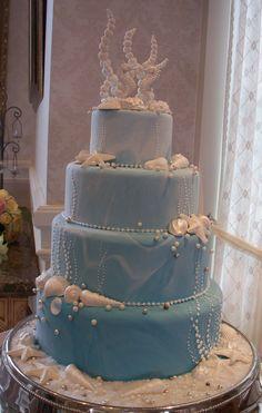 One of my favorite Disney wedding cakes