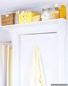 30 Brilliant Bathroom Organization and Storage DIY Solutions - Page 25 of 30 - DIY & Crafts
