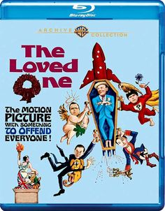 THE LOVED ONE BLU-RAY (WARNER ARCHIVE)