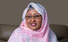 Welcome to NewsDirect411: President Wife Aisha Buhari Closes Beauty Institut...