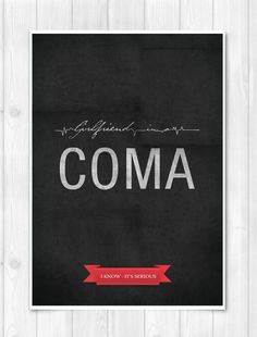 The Smiths - Girlfriend in a coma - Morrissey, via Etsy. Uk Music, Music Love, Music Lyrics, Moz Morrissey, The Smiths Morrissey, Little Charmers, Charming Man, Tour Posters, Heaven And Hell