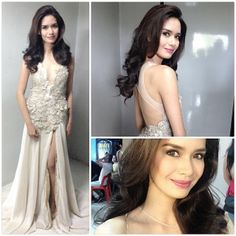 Erich Gonzales @erichgg | Websta Prom Outfits, Prom Dresses, Formal Dresses, Fashion Models, Fashion Beauty, Filipina Beauty, Liza Soberano, Asian Celebrities, Teen Actresses