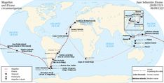 March 16, 1521: Ferdinand Magellan reaches the Philippines during his quest to circumnavigate the globe.