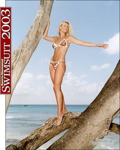 Daniela Pestova - Sports Illustrated Swimsuit 2003 Photographed by: Walter Iooss Jr.