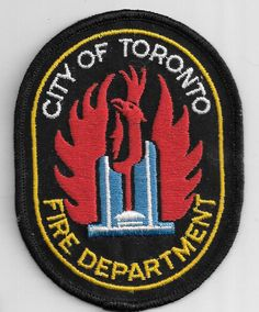 city of toronto fire dept.