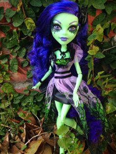 All about Monster High: Amanita Nightshade