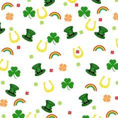 St Patrick's Day mini printie