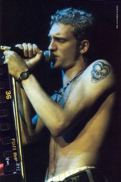 """mymindlostme: """"Layne Staley / Alice In Chains """""""