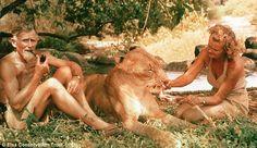 George & Joy Adamson- Conservationists