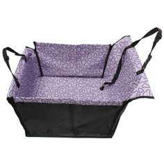 Waterproof Dog Car Seat Cover Pet Rear Carrier Mat Blanket Hammock Dog Car Seat Back Protector Safe Dog Accessories For Car Seat
