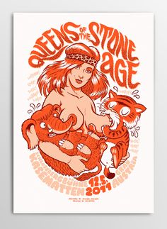 Queens of the Stone Age / Schlossbergbühne / Kassematten - Graz. Austria. > Michael Hacker.