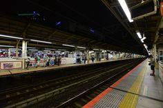 横滨地铁站!