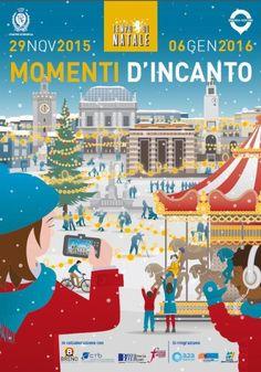 Anche a Brescia è Tempo di Natale con Momenti d'Incanto la rassegna in programma dal 29 novembre 2015 al 6 gennaio 2016 @gardaconcierge