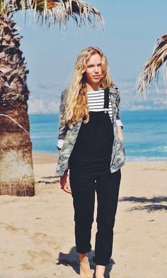 Blogger Leah rocks this camo look in Chile. Get the jacket--http://www.swell.com/Womens-Jackets/BILLABONG-SPECIAL-FORCEZZ-CAMO-JACKET?cs=CA