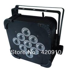 uplighting wireless dmx battery power  9*10W 4in1 RGBA/W perfect for dj,event,temple & church 12pcs/lot Free shipping by Fedex-in Stage Lighting Effect from Lights & Lighting on Aliexpress.com $2,372.00
