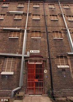 HMP Brixton, London, United Kingdom.