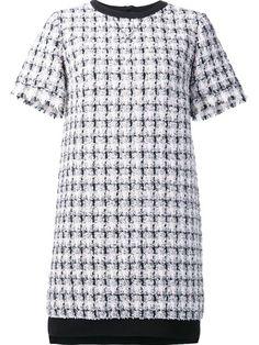 GIAMBA tweed dress. #giamba #cloth #dress