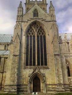 Selby Abbey Yorkshire