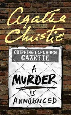 A Murder is announced / Agatha Christie