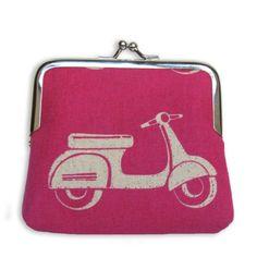 I love coin purses...I have no idea why!