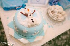 Frozen Birthday Party Ideas | Photo 11 of 50 | Catch My Party