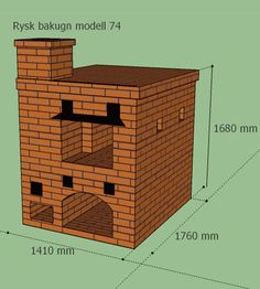 Rysk bakugn modell 74