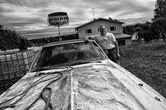 de Chefmonteur en de oude Dodge