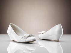 Brudsko, bridalshoe, weddingshoe Leyla  www.brudskon.com