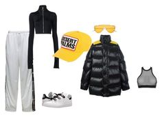 """Без названия #21"" by mpimchenkova on Polyvore featuring мода, Puma, adidas, Off-White и Dsquared2"