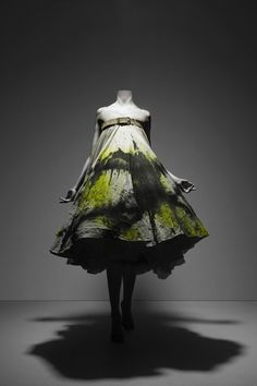 Alexander McQueen at the Met... probably the best show I have ever seen there so far... beautiful and disturbing.
