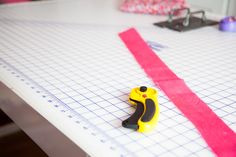 choosing and caring for a cutting mat | Cloth Habit