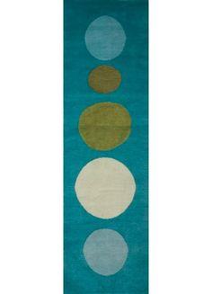 Orbs (bluegreen) |emmagardnerdesign