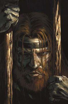 Tanis Half-Elven from Dragonlance
