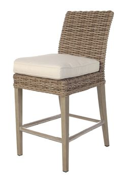 Ebel Laurent Counter Height Armless Stool | Leisure Living Inc