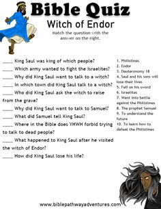 Witch of Endor