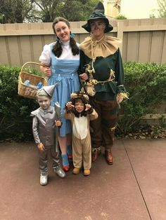 family wizard of oz costume wizardofoz familycostume wizardofozcostume