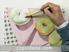 Art Ed Central loves :The Art of Colored Pencil: The Light Touch with Janie Gildow  videos on drawing