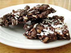 Mutritious Nuffins: Chocolate Chunk Bark