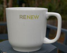 Made for Starbucks Coffee Company by Toki, Japan 2009 Renew Mug Cup Green   | eBay