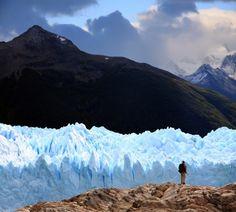 Glaciar Perito Moreno, Patagonia Argentina.