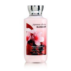 Bath & Body Works Japanese Cherry Blossom - 8.0 oz Body Lotion