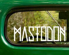 "Godsmack #2 Metal Music Rock Band Funny Vinyl Sticker Decal Car Window Wall 8/"""