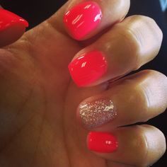 Shellac Nails ideas Love the color !!!
