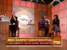 Celebrity Skin Care Secrets. Must know!