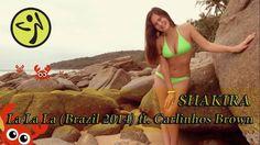 Shakira - La La La | Zumba Fitness with Irina