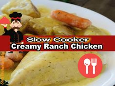 Share192 Pin495 Tweet +1Shares 687Delicious Crock Pot Chicken Ranch with Creamy Sauce When I don't want to cook for hours I need to use my magic tool, this is when my beloved slow cooker comes into the game. Always there when I need it, doing its job at a slow pace for wonderful results. So, …