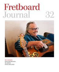 Ry Cooder | The Fretboard Journal: Keepsake magazine for guitar collectors